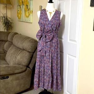 🆕 J.Crew Liberty Floral Wrap Dress